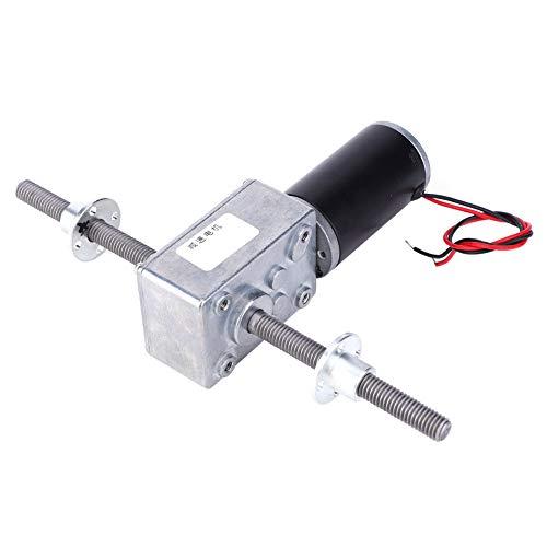 Motor de engranaje fácil de instalar, potente. Todos los engranajes de la máquina con dientes de acero de uso doméstico de hierro