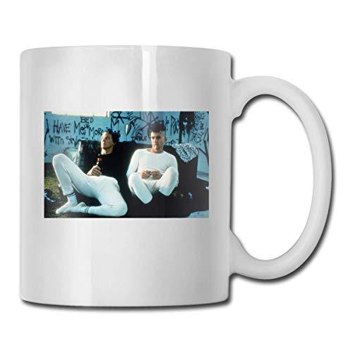 zhengshaolongG Cups SLC Punk Fashion Design Funny Coffee Mug Tee Cup Gift for Fans Husband Wife Girlfriend White