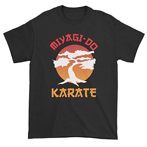 TeeWarrior Miyagi-Do Karate Bonsai Tree Camiseta divertida