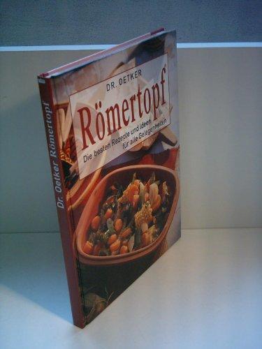 Verlagsredaktion: Dr. Oetker: Römertopf