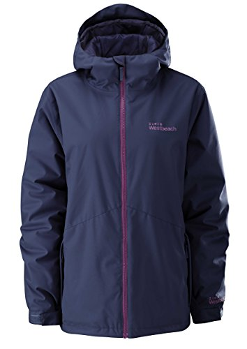 Westbeach Damen Jacke Twist Jacket, The Navy, M