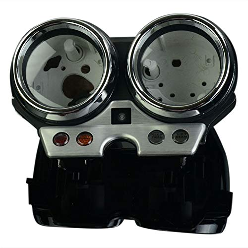 Motocicleta Velocidad Meter Reloj Funda Instrumento Mangoxómetro Tacómetro Tacómetro Cubierta Cubierta de Caja para HONDA CB400 92-94