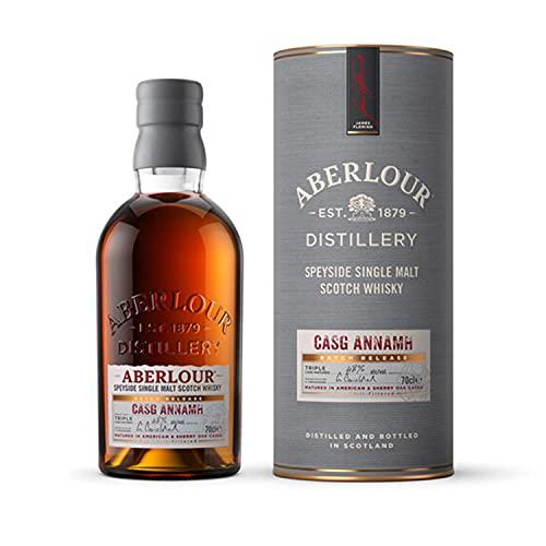 Aberlour CASG ANNAMH Highland Single Malt Small Batch 0003 48%, Volume - 0.7 l in Geschenkbox
