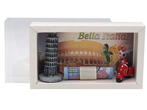 ZauberDeko Geldgeschenk Verpackung Geldverpackung Urlaub Reise Italien
