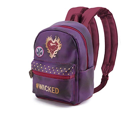 Descendants 3 Bordeaux-Fashion Rucksack (Klein)