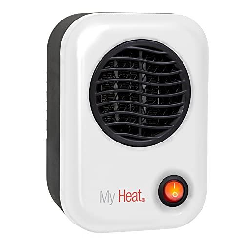 Lasko Heating Space Heater, Compact, White