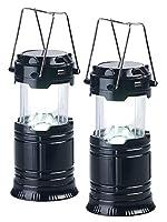 Ganz nach Bedarf: Rundum-Beleuchtung oder gezielter Spot • Powerbank-Funktion: Notstrom für Smartphone & Co. • Lädt mit Sonnenenergie: schont Umwelt und Geldbeutel Ideal für Camping, Wandern, Baggersee, Gartenlaube & Co. • Laterne mit 6 LEDs: Leistun...
