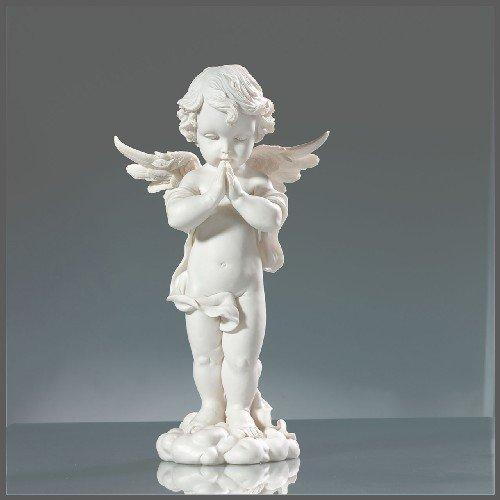 Pajoma 40776Ángel Figura Angelo, Resina, 19x 13x 35cm