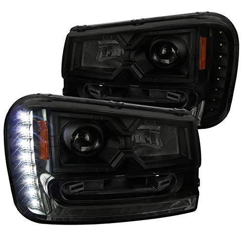 05 trailblazer headlight assembly - 3