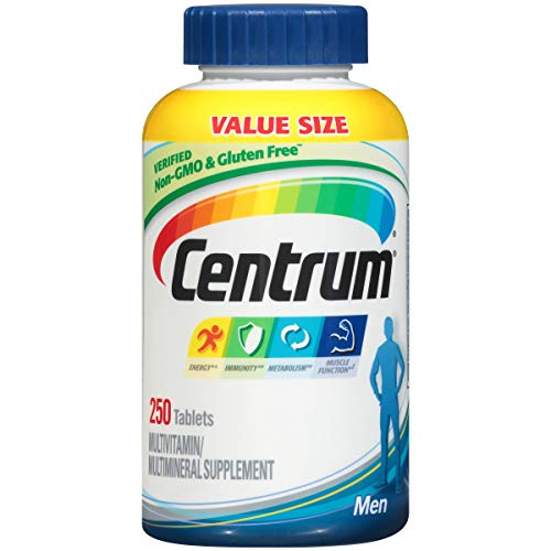Centrum Multivitamins For Men - 250 Count