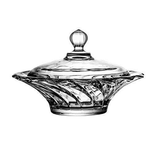 Cryst aljulia 04743–Bombonera (Cristal, 21x 21x 13cm