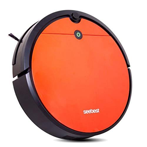 Fantastic Deal! RUIXFRV WirelessRobot Vacuum Cleaner Self-Charging Robotic Vacuum Smart Sensor Prote...