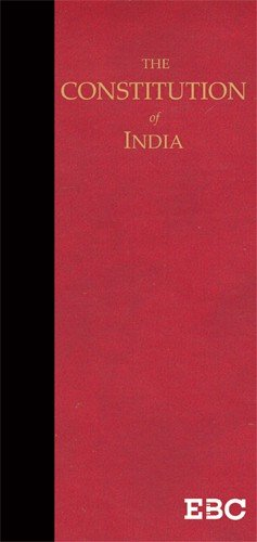 The Constitution of India - Coat Pocket Edn. 2018