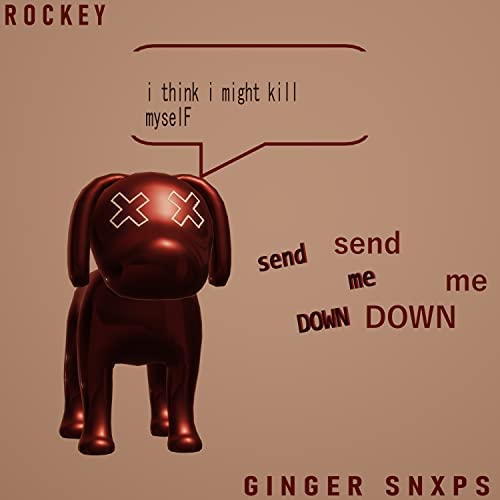 GINGER SNXPS & Rockey