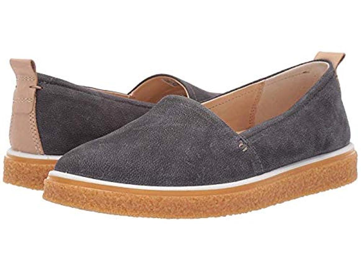放射する有益起訴するレディースローファー?靴 Crepetray Slip-On Magnet Camel Nubuck 41 (US Women's 10-10.5) M [並行輸入品]