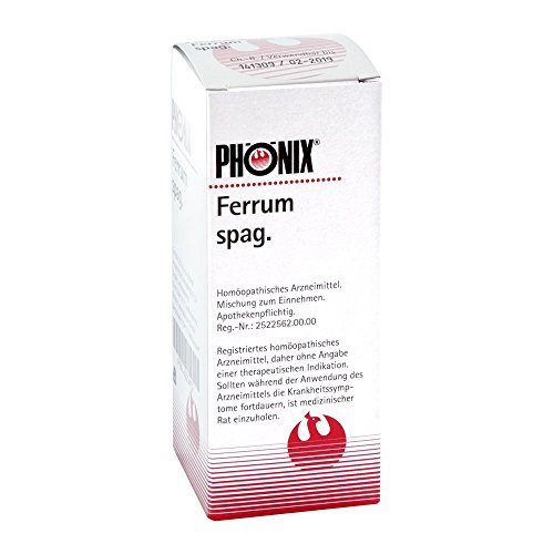 Phönix Ferrum Spag. Tropfen, 100 ml