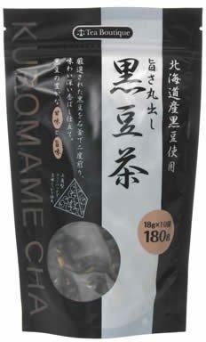 日本緑茶センター ティーブティック『旨さ丸出し黒豆茶』