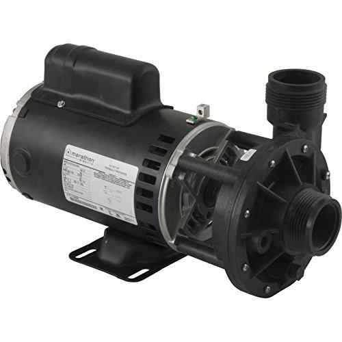 Gecko Aqua-Flo 02115000-1010 Flo-Master 1.5 Horsepower 2 Speed 115 Volts Spa Pump