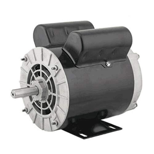 Air Compressor Electric Motor 2 HP SPL 3450RPM Single Phase Electric Air Compressor Motor 120V/240V 56 Frame 5/8' Shaft