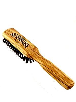 Golden Beards Beard Brush Set with Natural Boar Bristles, 100 g from Golden Beards