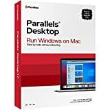 Parallels Desktop 17 for Mac | Run Windows on Mac Virtual Machine Software | 1-Year Subscription [Mac Key Card]