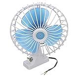 Seachoice 71451 12V DC Oscillating Fan – 6 Inch – 90 Degree Oscillating...