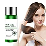 Hair Growth Serum, Hair Treatment Serum Oil for Anti Hair Loss, Thinning, Balding, Repairs Hair Follicles, Promotes Hair Regrowth Thicker & Stronger
