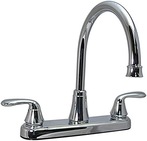 Phoenix RB5602-I Chrome Brand Cheap Sale Venue Two Handle Arc Kitchen Hi Large special price Faucet