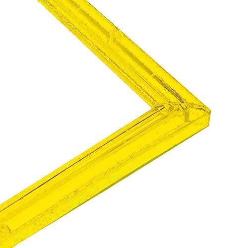 エポック社 パズルフレーム クリスタルパネル キライエロー (38x53cm)(パネルNo.5-B)