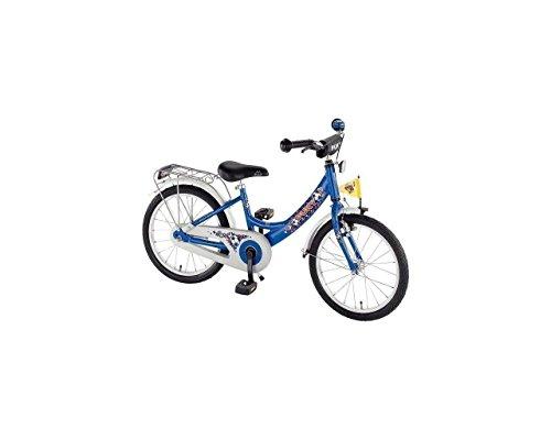 Puky Kinder ZL 16-1 Alu Fahrzeuge, blau Fußball, one Size