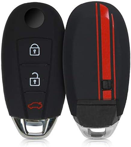Kwmobile Autoschlüssel Hülle Kompatibel Mit Suzuki Elektronik