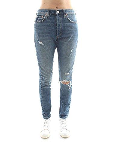 Levi's 501® Custom Skinny W Jeans Vergrendeld in