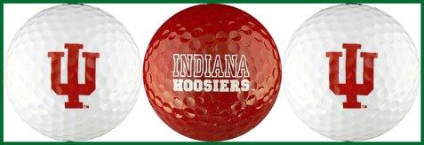 Amazing Deal EnjoyLife Inc Indiana University Golf Ball Gift Set