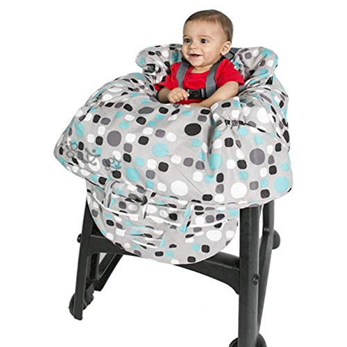 Buy Discount Per Shopping Cart Cover Simple Portable Multi-Function Dining Chair Cushion for Babies Kids Children