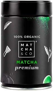 100% biologische Matcha Premium   Biologische groene thee poeder uit Japan   Biologische Matcha thee van ceremoniële kwali...