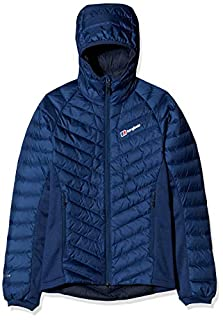 Berghaus Men's Tephra Stretch Reflect Down Jacket, Deep Water, Small (B07DL1C96X) | Amazon price tracker / tracking, Amazon price history charts, Amazon price watches, Amazon price drop alerts