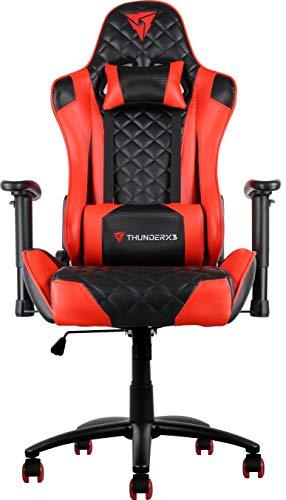 ThunderX3 Spain TGC12BR Silla Gaming, Rojo