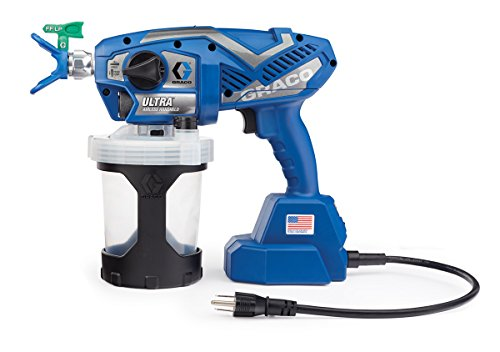 Graco Ultra Corded Airless Handheld Paint Sprayer...