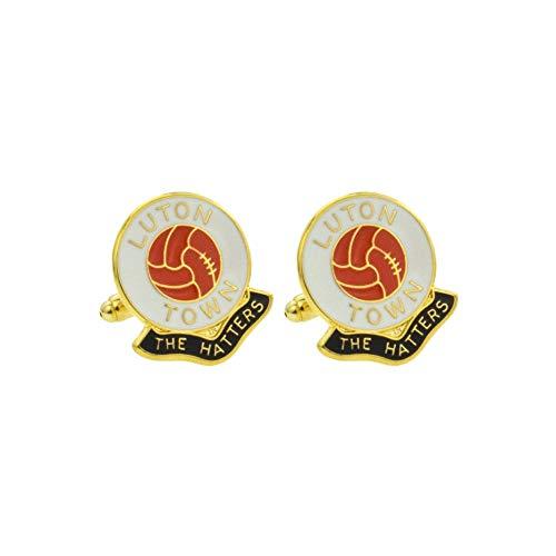 Luton Town Football Club Cufflinks by Football Club Cufflinks