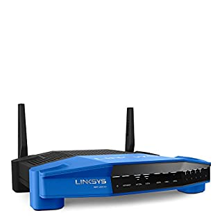 Linksys WRT1200AC Dual-Band and Wi-Fi Wireless Router with Gigabit and USB 3.0 Ports and eSATA (B00UVN20T0) | Amazon price tracker / tracking, Amazon price history charts, Amazon price watches, Amazon price drop alerts