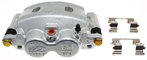 ACDelco 18FR2660C Professional Front Disc Brake Caliper Assembly without Pads (Friction Ready Coated), Remanufactured