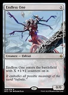 Magic: the Gathering - Endless One (008/274) - Battle for Zendikar