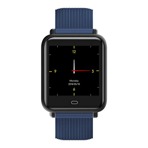 Gfyee Bluetooth Smartwatch IP67 Wasserdichtes Fitness Uhr Intelligente Armbanduhr Fitness Tracker Farbdisplay Smart Watch Sport Uhr Schrittzähler Schlaftracker Kompatibel mit Android Smartphone
