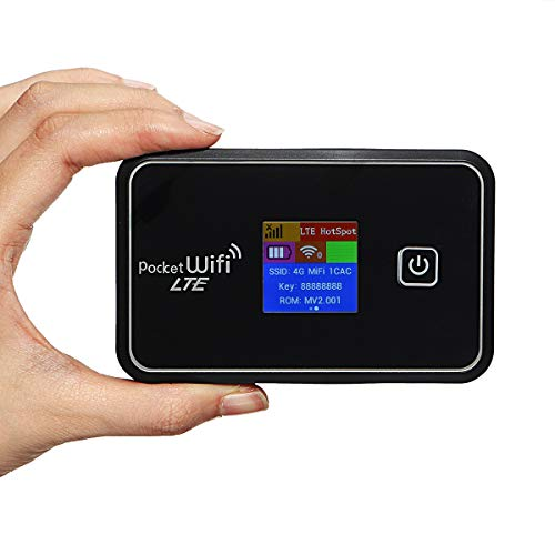 C-Funn 6 in 1 draagbare 4G-module WiFi Mobile Mifi Wireless Hotspot Router breedband LCD