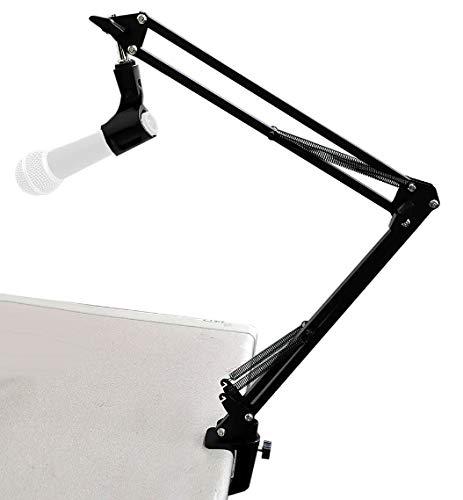 CLASSIC PRO (クラシックプロ) デスクアームスタンド ショックマウント・ポップガードセット コンパクトタイプ 30cm+30cmアーム クランプ式