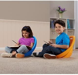 American Plastic Toys Scoop Rocker Kids Childrens Chairs (Pack of 12)