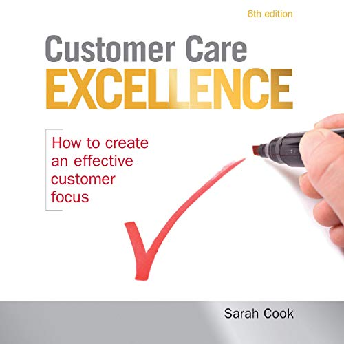 Customer Care Excellence cover art