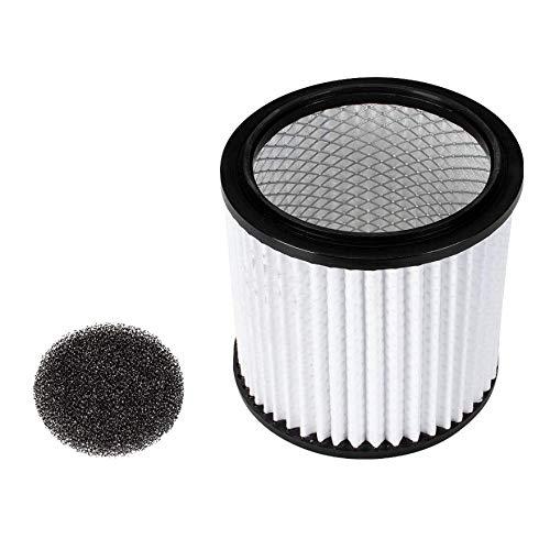 Parkside LIDL PAS 500 C2 LIDL IAN 75872 - Filtro para aspirador de cenizas (con pliegues)