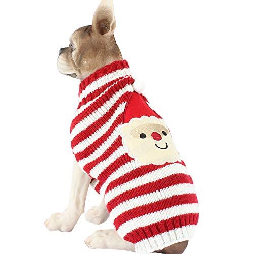HAPEE Dog Sweaters for Christmas