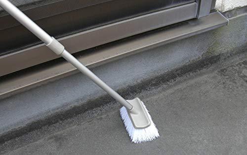 日本クリンテック『ベランダ・玄関のための床ブラシ』